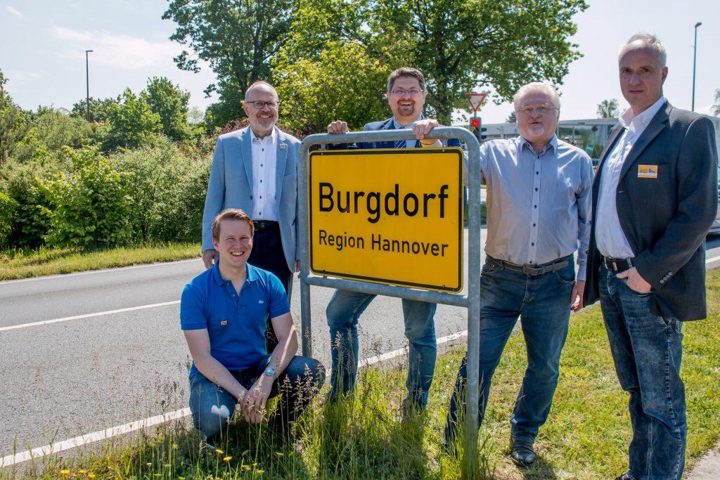 Vorstand der WGS FreieBurgdorfer